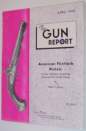 The Gun Report Magazine - April 1969, Multiple Contributors