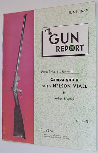 The Gun Report Magazine - June 1969, Multiple Contributors
