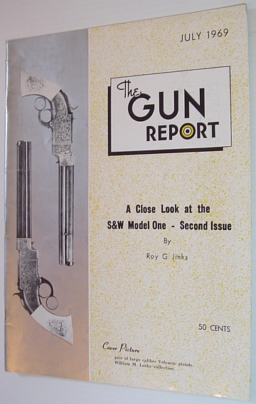 The Gun Report Magazine - July 1969, Multiple Contributors