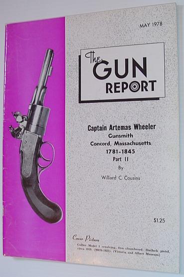 The Gun Report Magazine - May 1978, Multiple Contributors