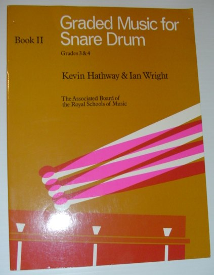 Image for Graded Music for Snare Drum (Bk. 2)