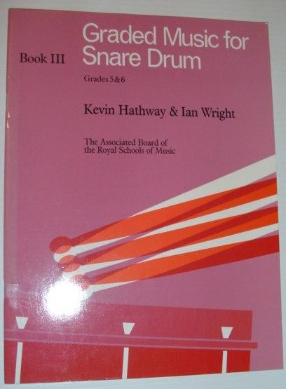 Image for Graded Music for Snare Drum (Bk. 3)