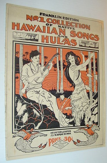 Image for No. 1 Collection of Native Hawaiian Songs and Hulas - Franklin Edition