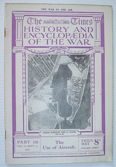 The Times History and Encyclopaedia of the War - Part 160, September (Sept.) 11, 1917, Correspondents of The Times