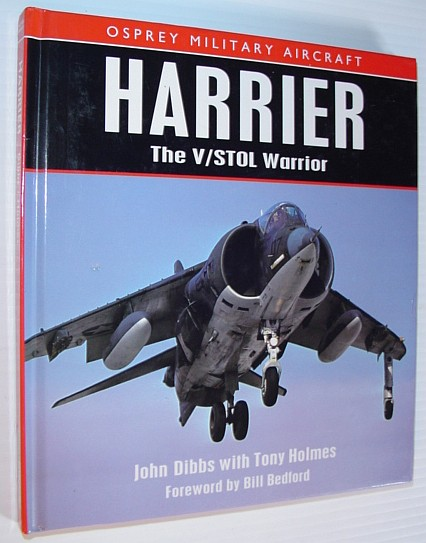 Image for Harrier: The V/STOL Warrior (Osprey Military Aircraft)