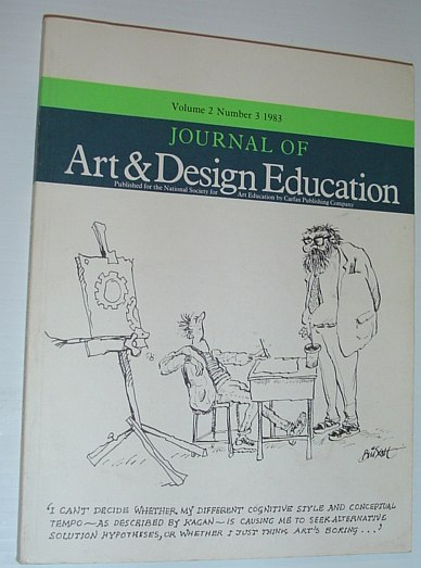 Journal of Art & Design Education: Volume 2, Number 3, 1983, Multiple Contributors