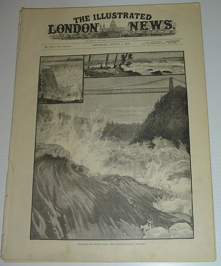 The Illustrated London News: August 4, 1883, Various Contributors