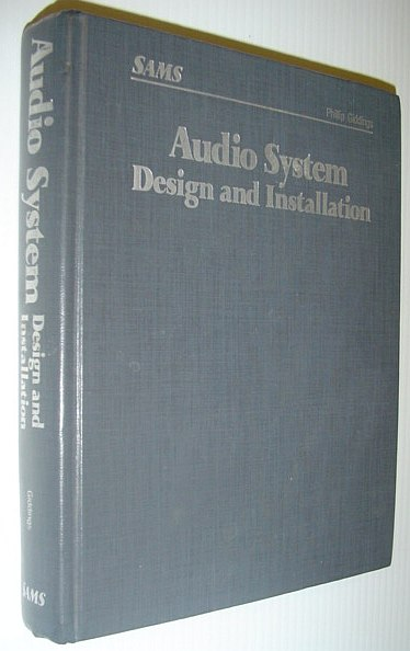 Image for Audio Systems Design and Installation