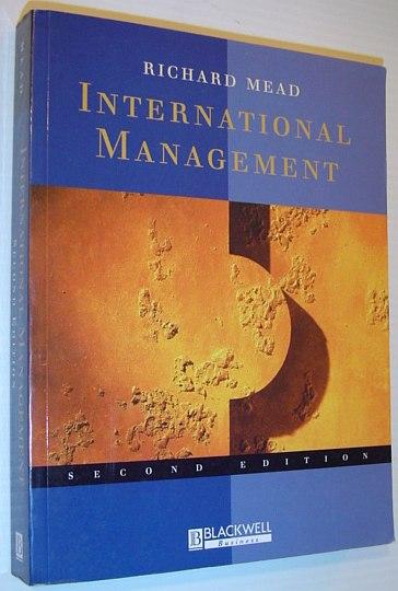 Image for International Management (Blackwell Business)