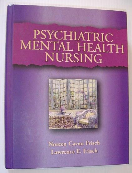 Image for Psychiatric Mental Health Nursing
