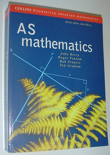Image for AS Mathematics (Discovering Advanced Mathematics)