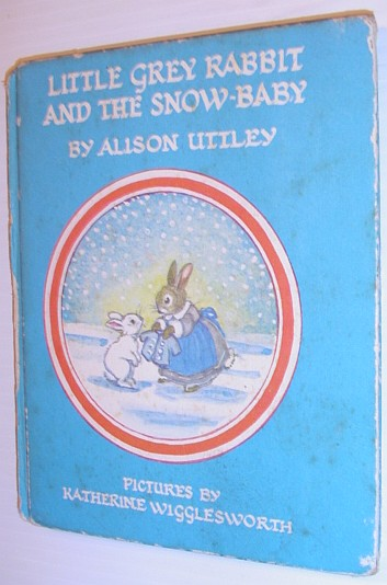 Image for Little Grey Rabbit and the Snow Baby