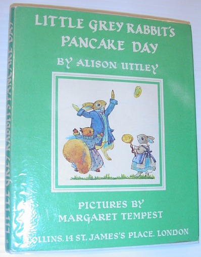 Image for Little Grey Rabbit's Pancake Day *FIRST EDITION*