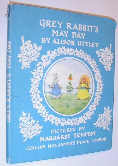 Image for Grey Rabbit's May Day