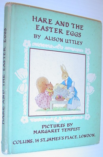 Image for Hare and the Easter Eggs *FIRST EDITION*