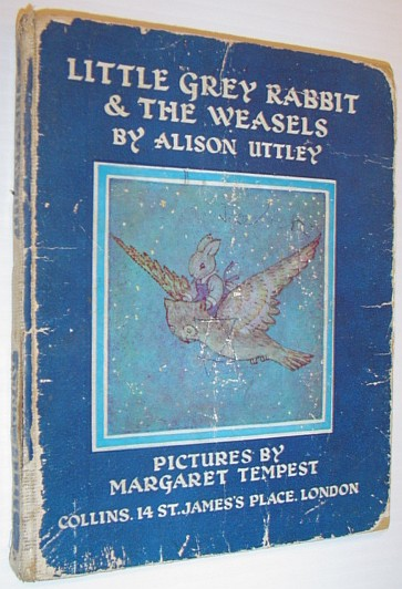 Image for Little Grey Rabbit and the Weasels *FIRST EDITION*
