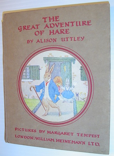 The Great Adventure of Hare, Uttley, Alison
