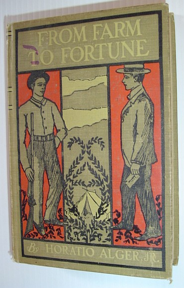 From Farm to Fortune - Or, Nat Nason's Strange Experience, Alger Jr., Horatio
