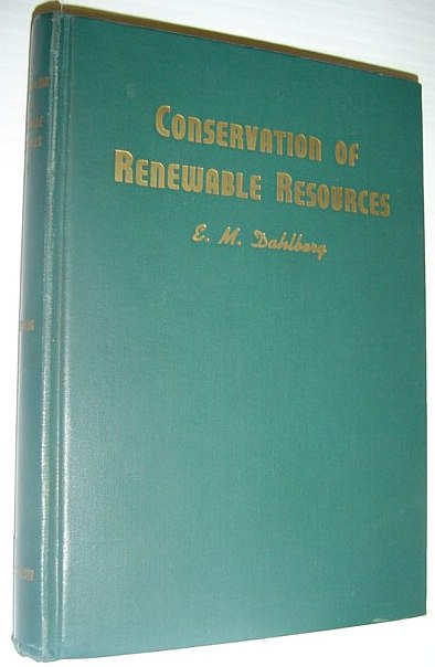 Image for Conservation of Renewable Resources