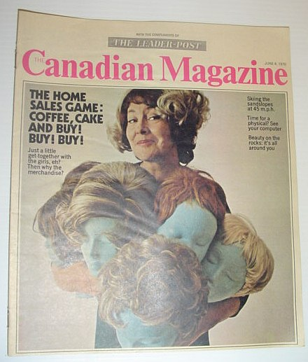 The Canadian Magazine, 6 June 1970 *THE HOME SALES GAME*, Multiple Contributors