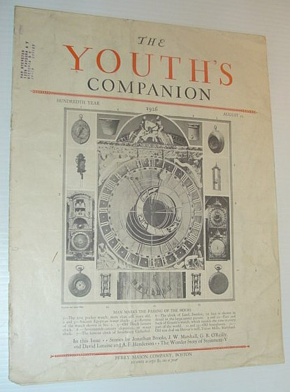 The Youth's Companion, August 12, 1926, Multiple Contributors