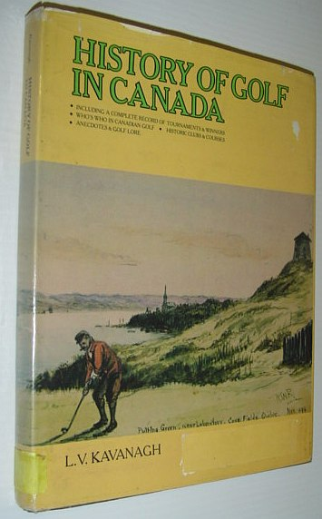 Image for History of golf in Canada