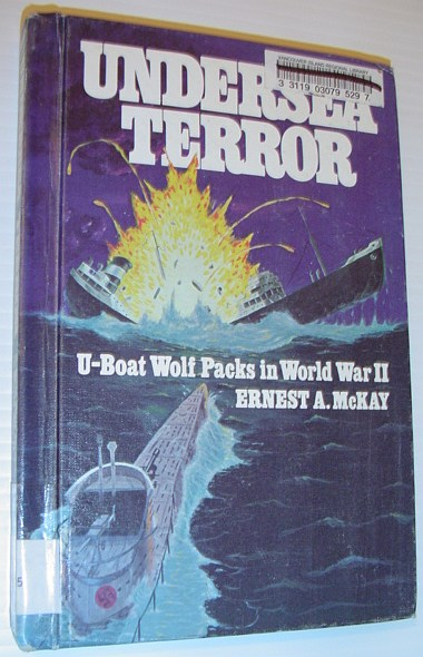 Image for Undersea Terror: U-Boat Wolf Packs in World War II