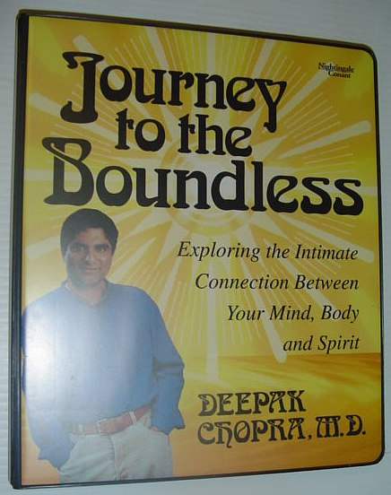 Image for Journey to the Boundless - Exploring the Intimate Connection Between Your Mind, Body and Spirit *Eight (8) Cassette Tapes Plus Booklet in Case*
