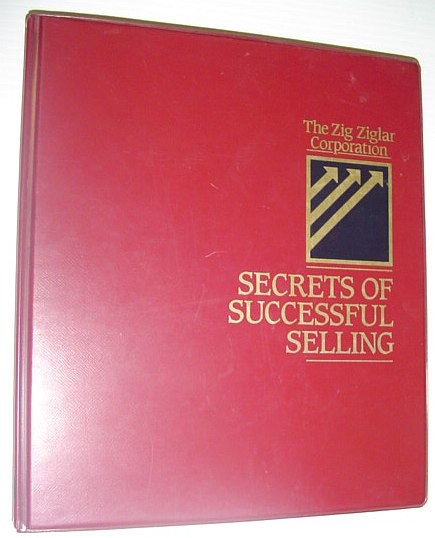 Image for Secrets of Successful Selling: 8 Audio Cassette Tapes in Case