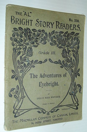 """Image for The """"A.L."""" Bright Story Readers, No. 230 - Grade III (Three) - The Adventures of Eyebright"""