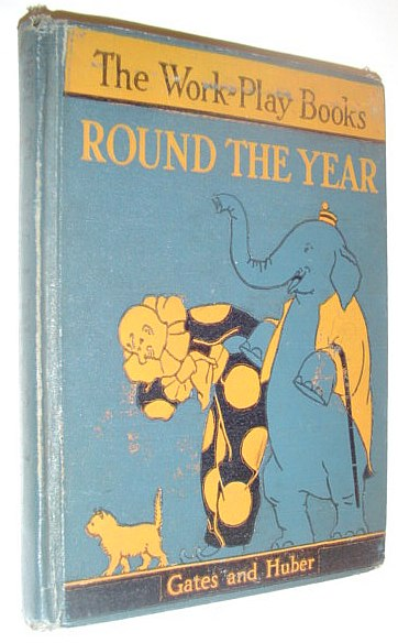 Image for Round the Year - The Work-Play Books