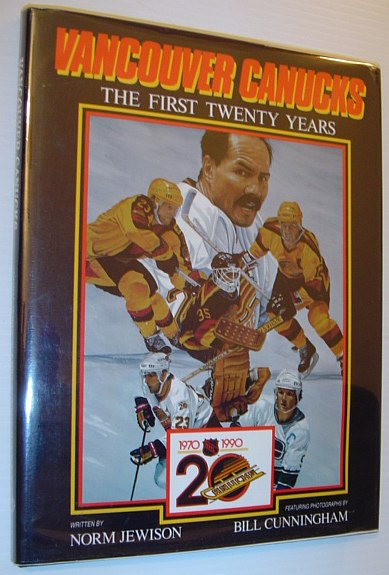 Image for Vancouver Canucks: The First Twenty Years