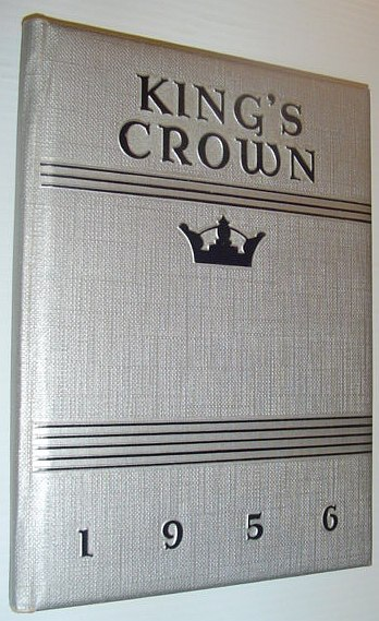 Image for King's Crown 1956: Yearbook of Rufus King High School, Milwaukee, Wisconsin