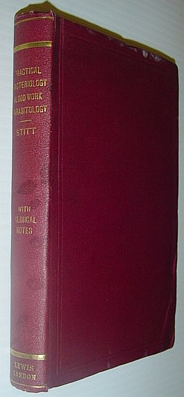 Image for Practical Bacteriology, Blood Work and Animal Parasitology *FIRST EDITION*