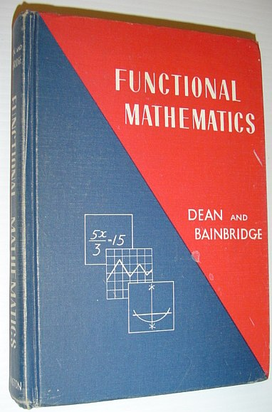 Image for Functional Mathematics