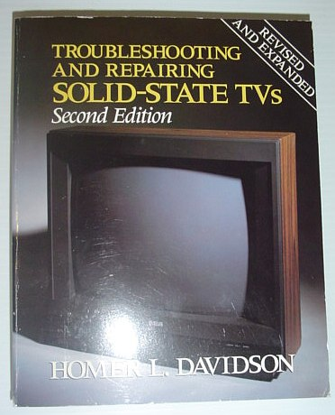 Image for Troubleshooting & Repairing Solid-State Tvs,