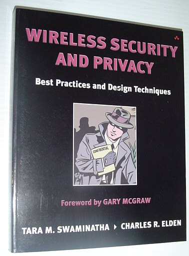Image for Wireless Security and Privacy: Best Practices and Design Techniques