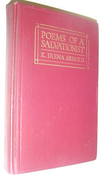 Image for Poems of a Salvationist