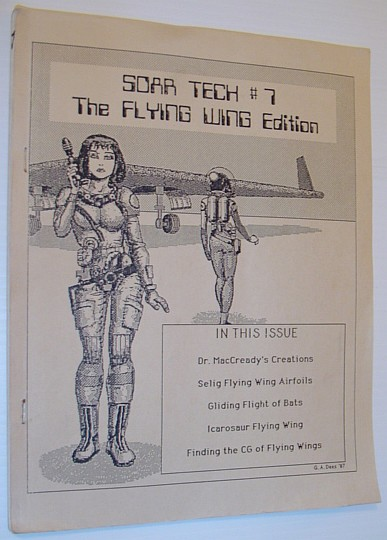Image for Soar Tech - Number Seven,  June1987