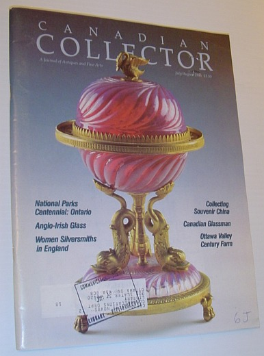 Image for Canadian Collector Magazine - A Journal of Antiques and Fine Arts: July/August 1985