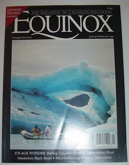 Equinox - The Magazine of Canadian Discovery: January/February 1991, Multiple Contributors