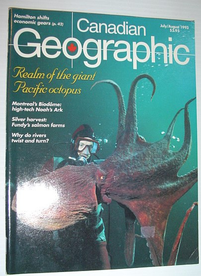 Canadian Geographic: July/August 1993, Multiple Contributors