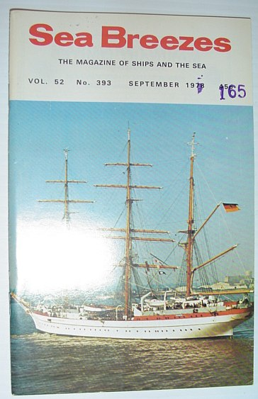 Image for Sea Breezes - The Magazine of Ships and the Sea: September 1978