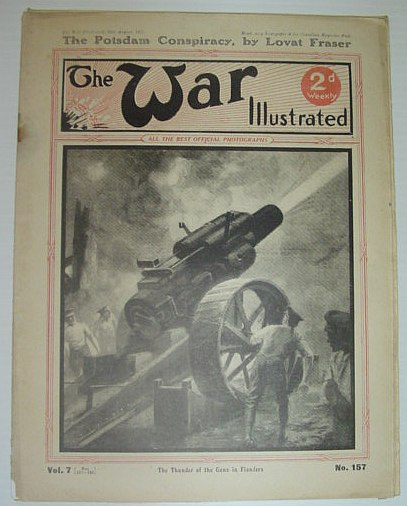 The War Illustrated, 16 August 1917, Multiple Contributors