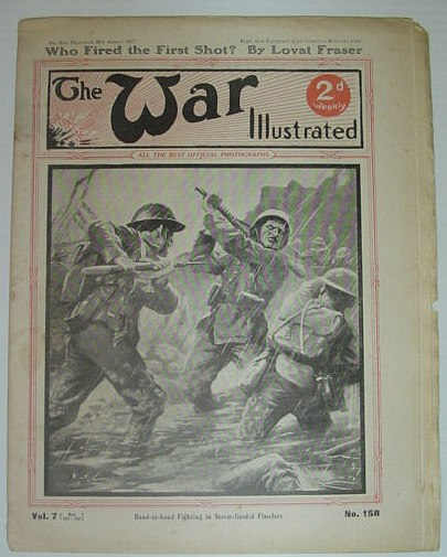 The War Illustrated, 25 August 1917, Multiple Contributors