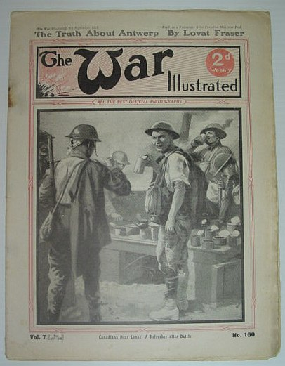 The War Illustrated, 8 September 1917, Multiple Contributors