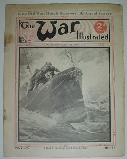 The War Illustrated, 15 September 1917, Multiple Contributors