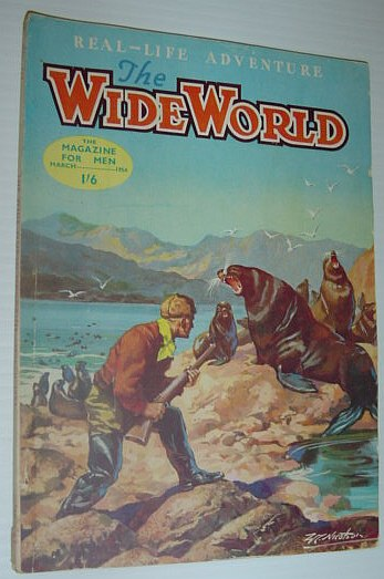 The Wide World Magazine, March 1954, Multiple Contributors