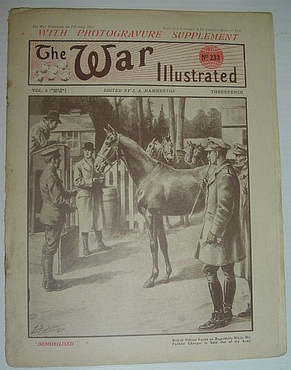 The War Illustrated, No. 233 - 1 February 1919, Multiple Contributors