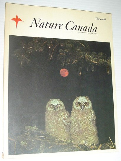 Nature Canada Magazine - October/December 1974, Multiple Contributors